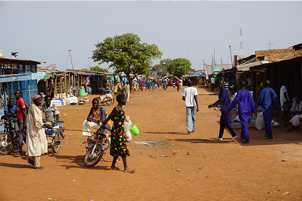 Microfinance plays a key role in Community development in South Sudan