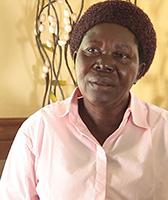 Sarah Jamba