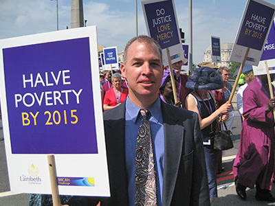 Craig Cole: Fighting Poverty