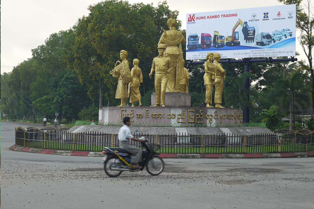 Myanmar, also known as Burma, was ruled by a military junta from 1962 to 2011. During this time, Myanmar was largely isolated from the rest of the world.