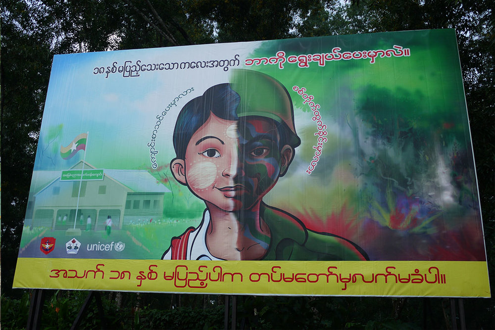 Traditionally, education in Myanmar has been coordinated by Buddhist monastaries. Today, there are a wide variety of schools across the country and Myanmar has a very high literacy rate.