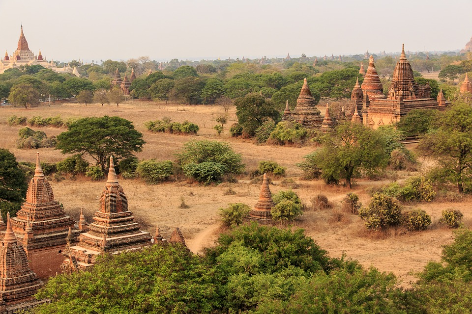 The Bagan Kingdom was the first to unify the surrounding territories of what would one day become the nation of Myanmar. Between the 9th and 13th century the kingdom thrived. There are over 2,000 temples and pagodas that are still around from this period.
