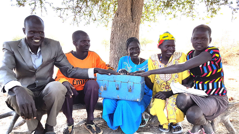 Social Capital at Work in South Sudan