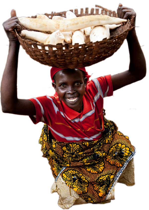 Filling the basket for community development
