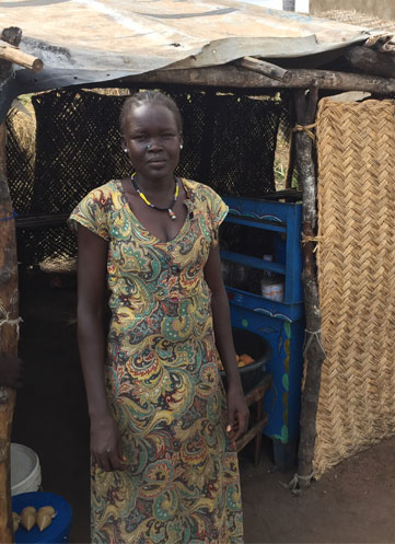 Empowering business development in South Sudan