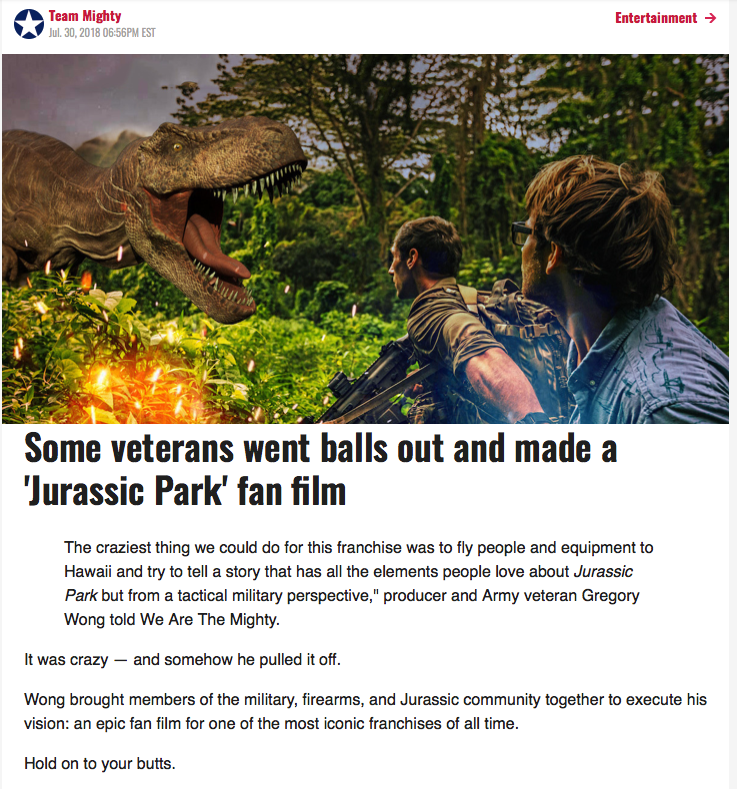 We Are The Mighty Jurassic World.png