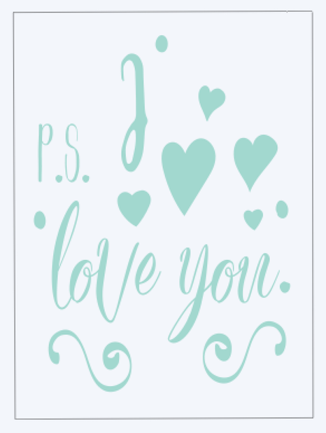 Copy of P.S. I love you