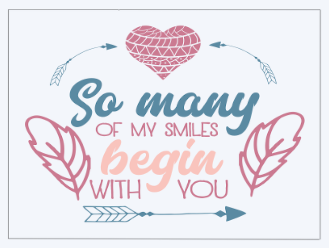 Copy of So many of my smiles begin..