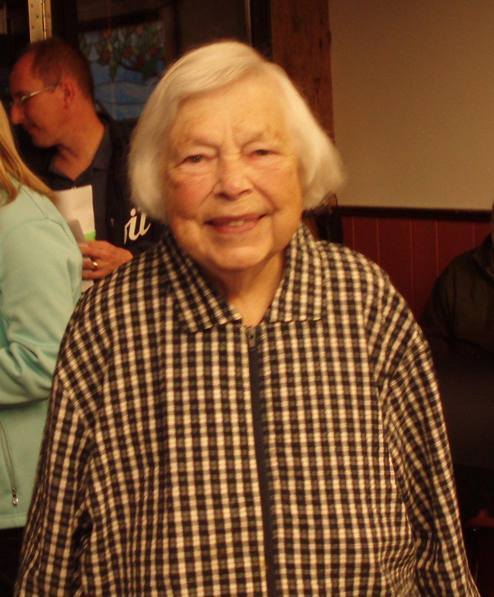 Peggy B. Johnson  November 13, 1928 - March 1, 2019