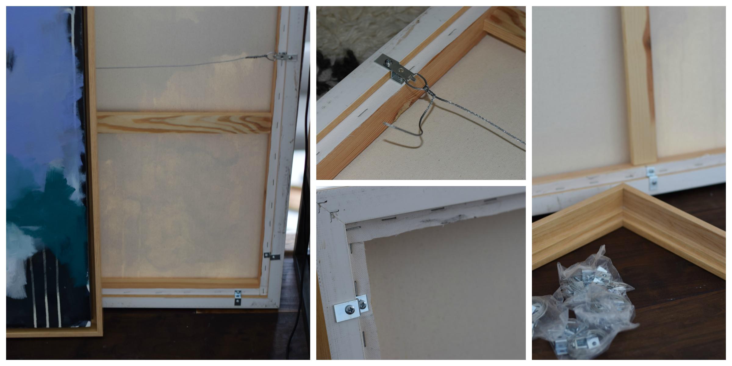 frame hardware