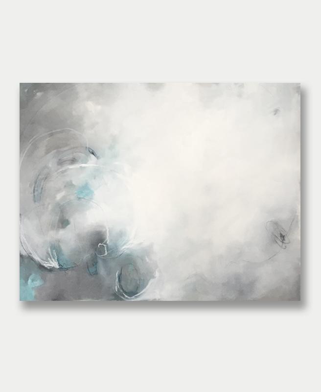 Abstract Art by Lauren Bolshakov - Those Lyrics
