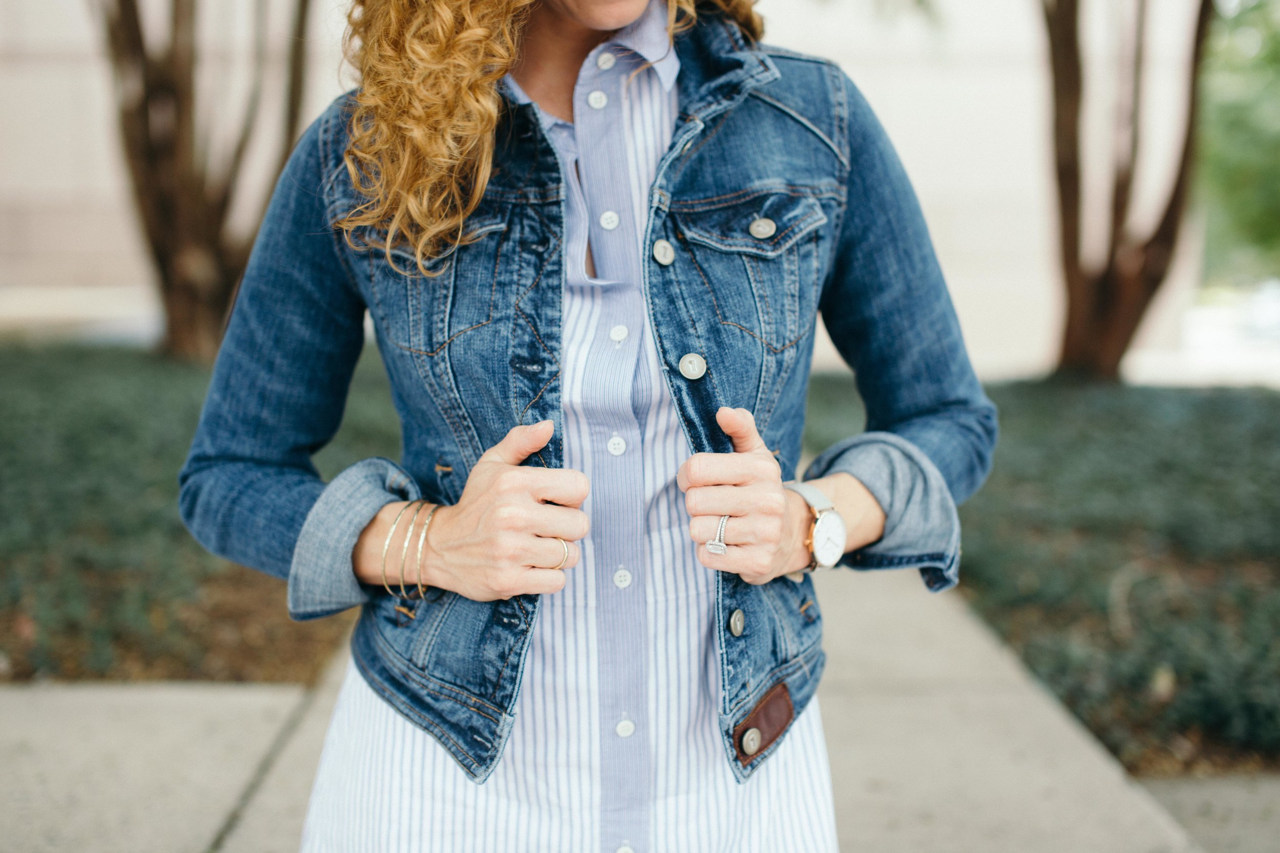 Fall Layering Outfit - three studios blog - photos by Ariana Clare