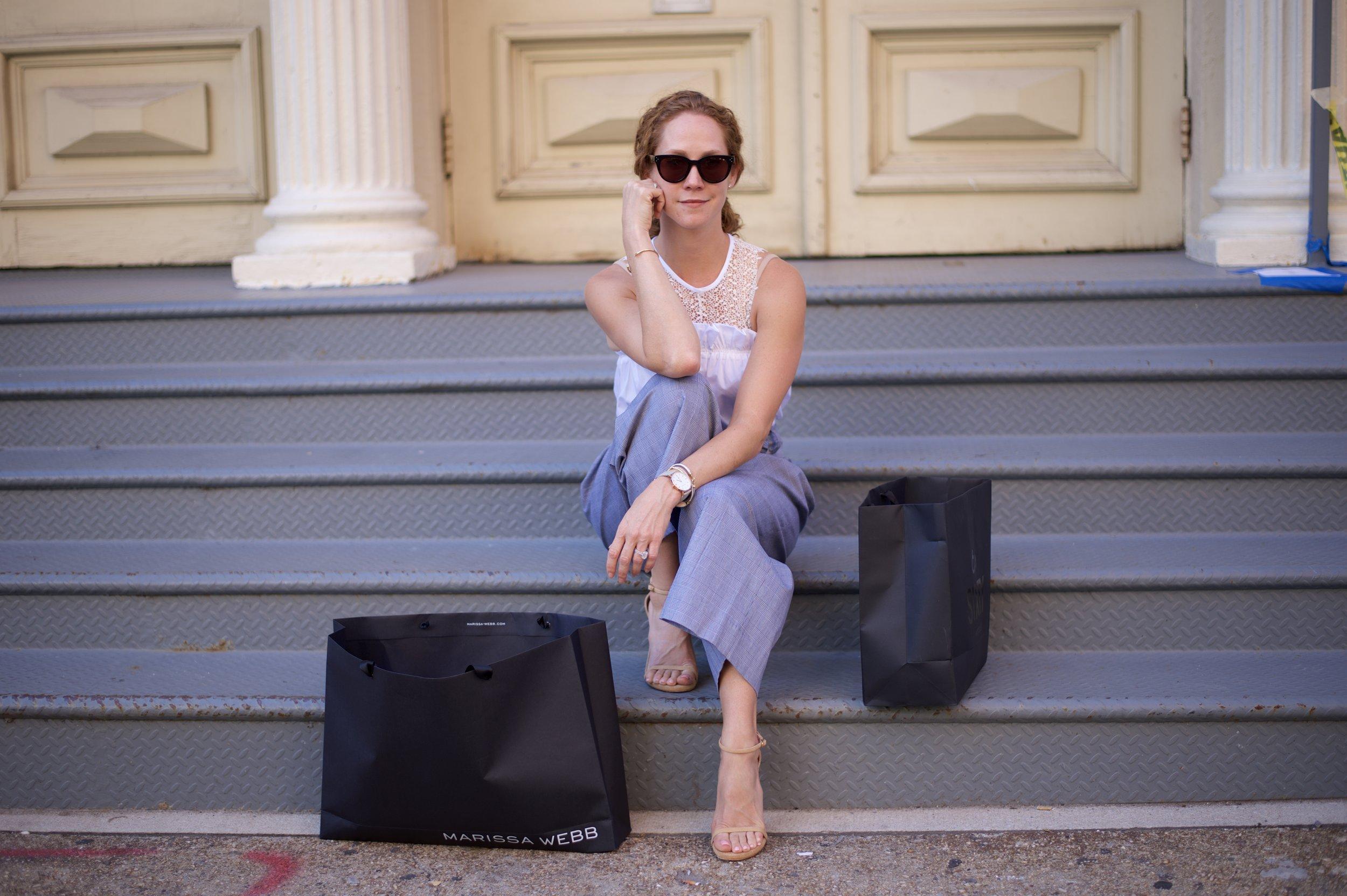 Marissa Webb in Soho - Three Studios Blog