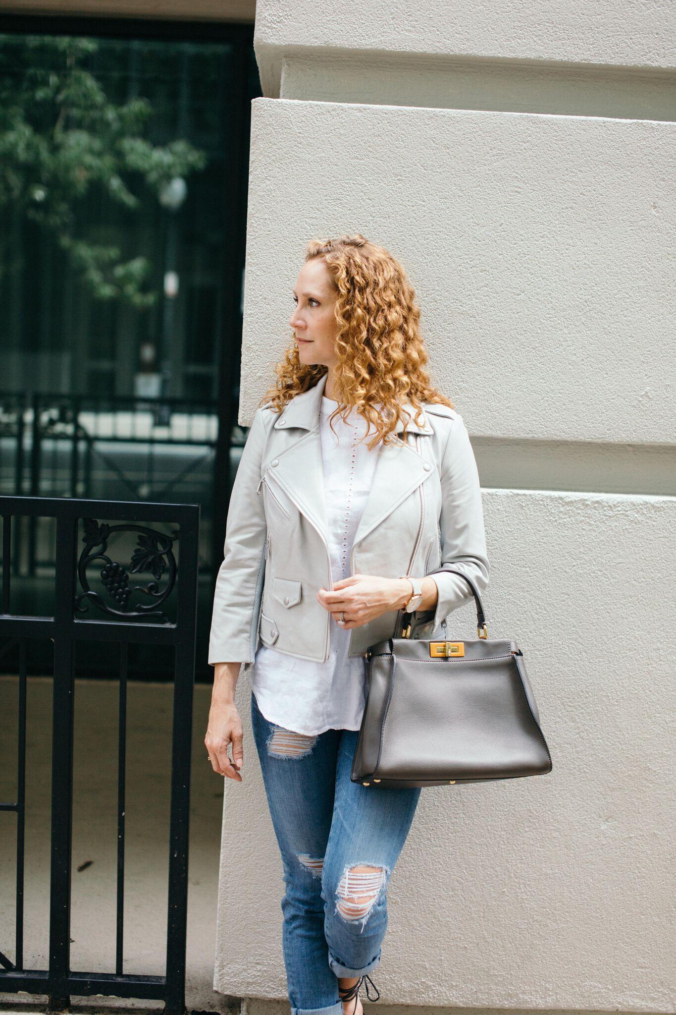Three Studios Blog - Leather Jacket