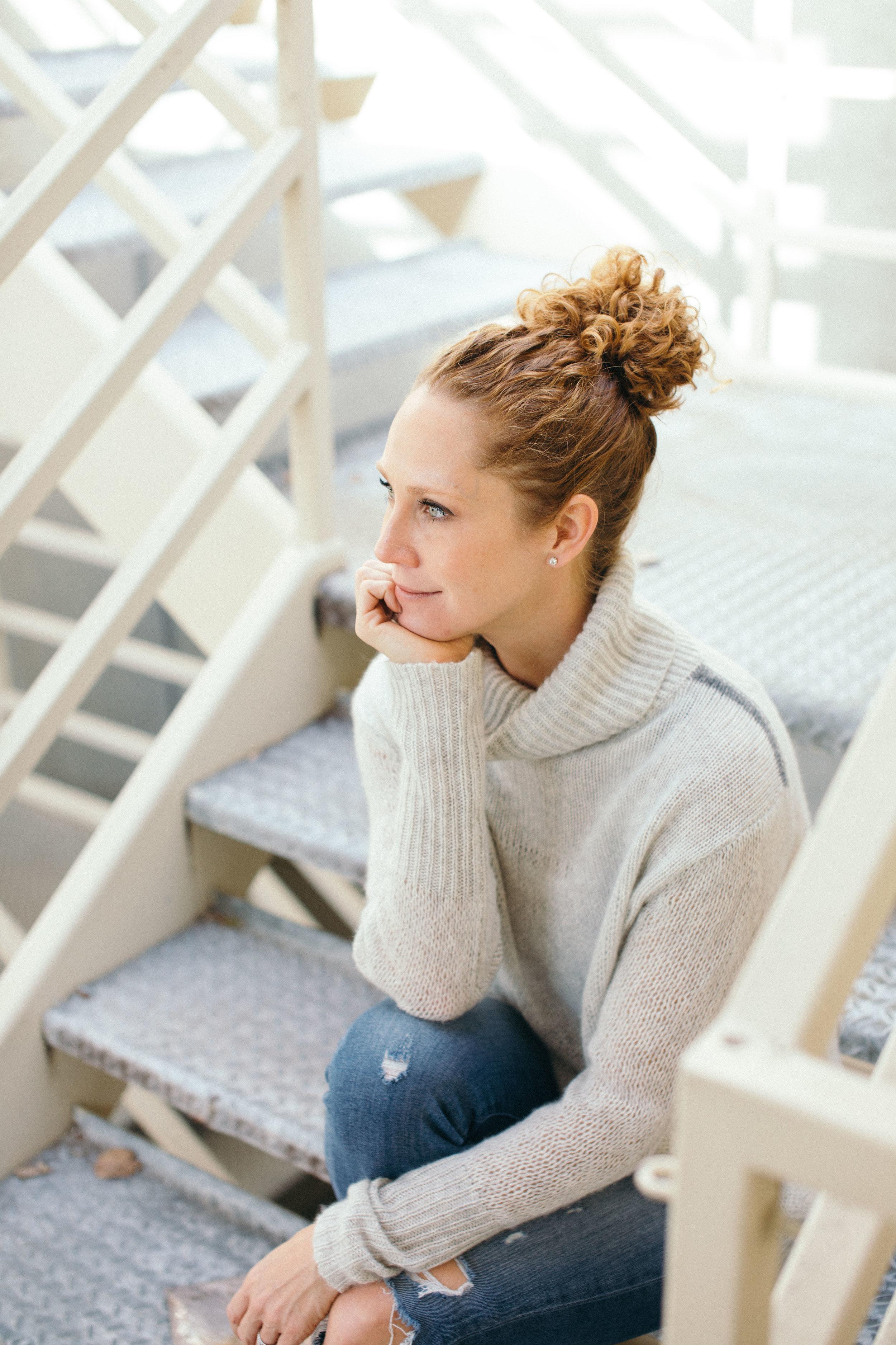 Cozy Sweaters - Three Studios Blog