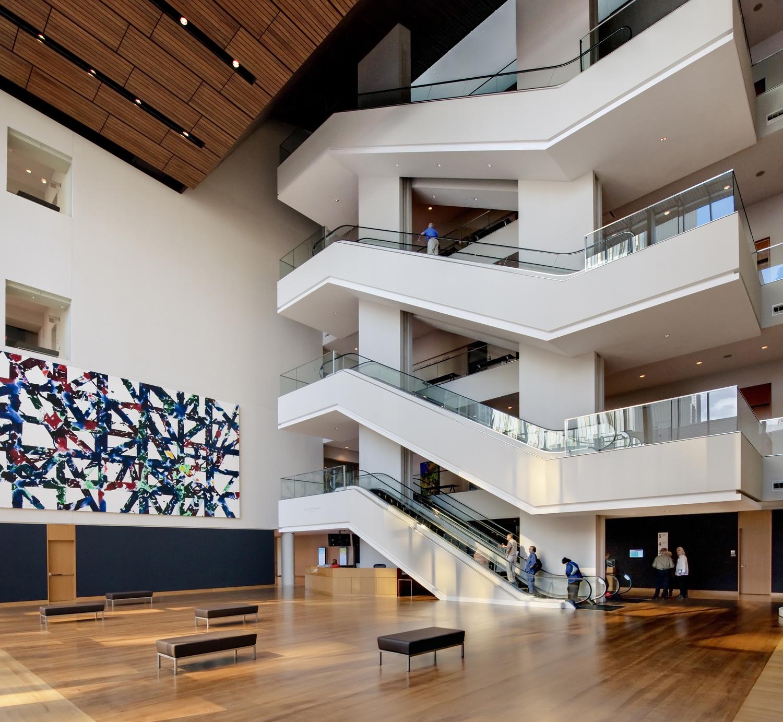Mint Museum, Location: Charlotte NC, Architect: Machado and Silvetti