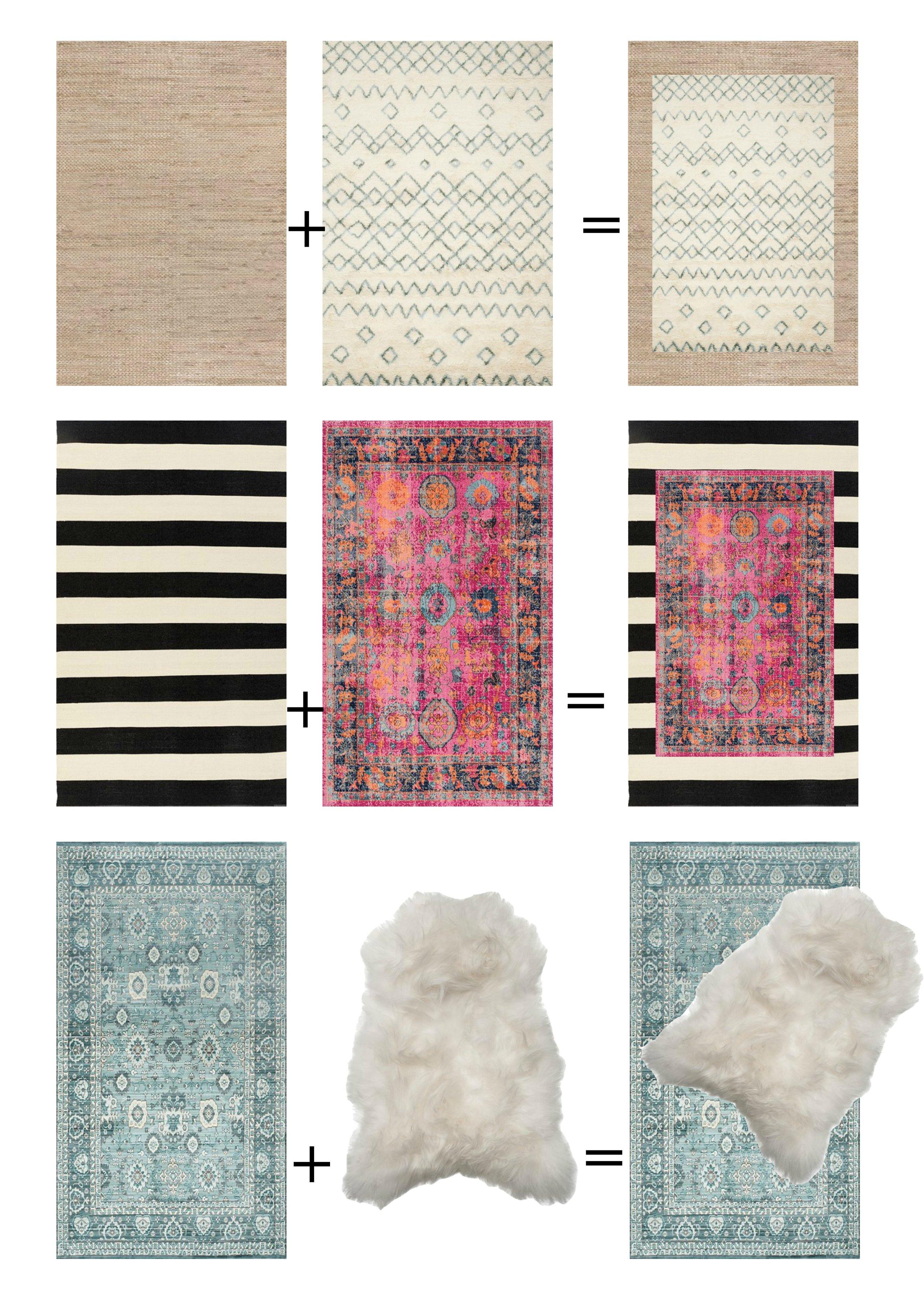 Rug Layering Ideas