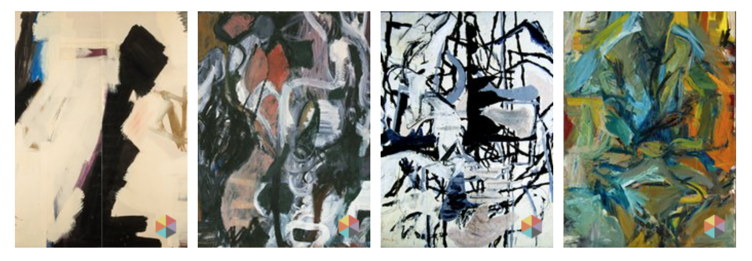 Women of Abstract Expressionism