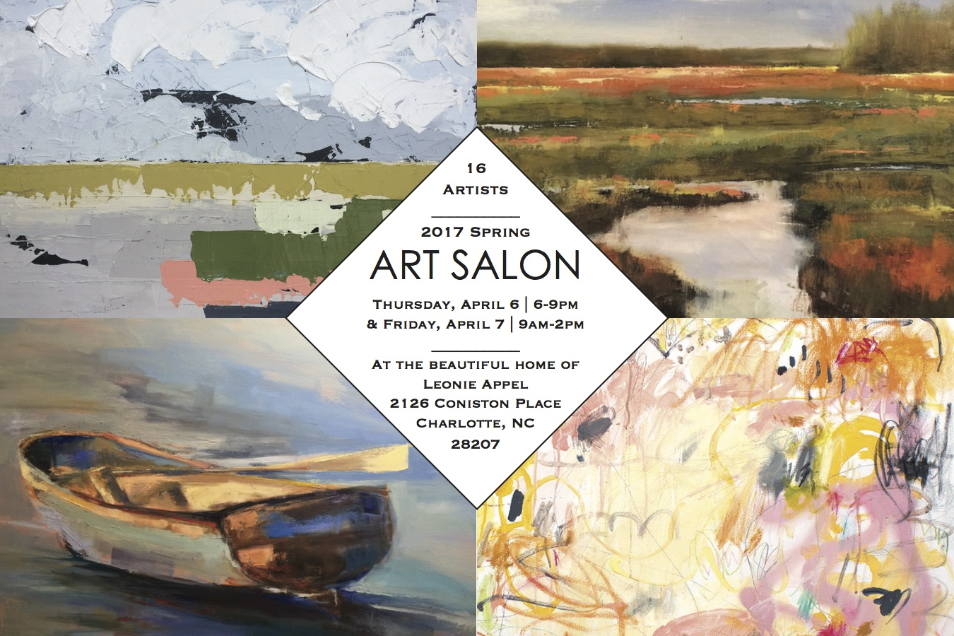 Art Salon 2017 Spring invitation FRONT copy