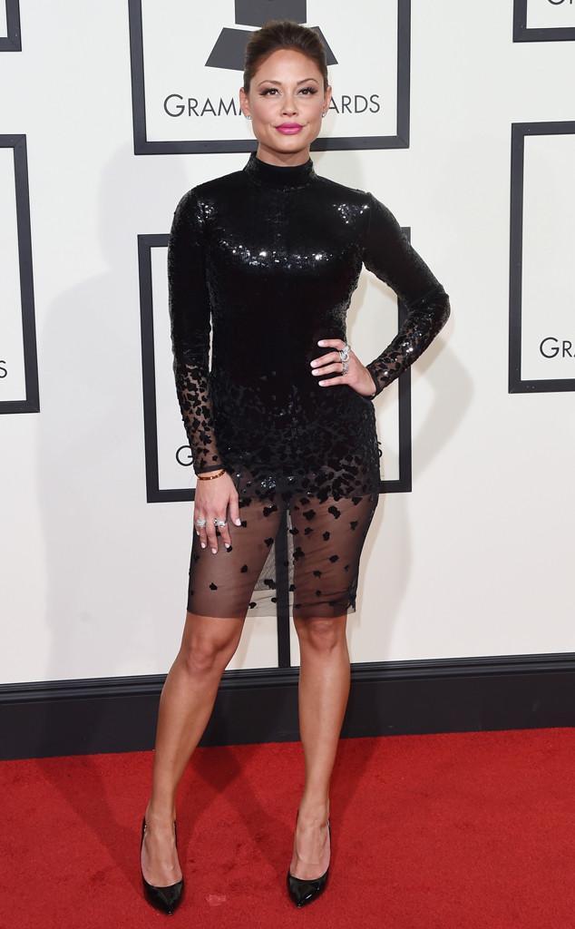Vanessa Lachey -Grammys 2016 Red Carpet Winners And Losers