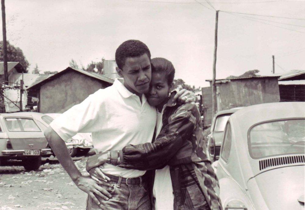 Happy Anniversary Obamas
