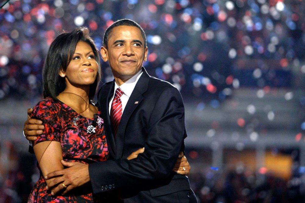 Barack Obama election