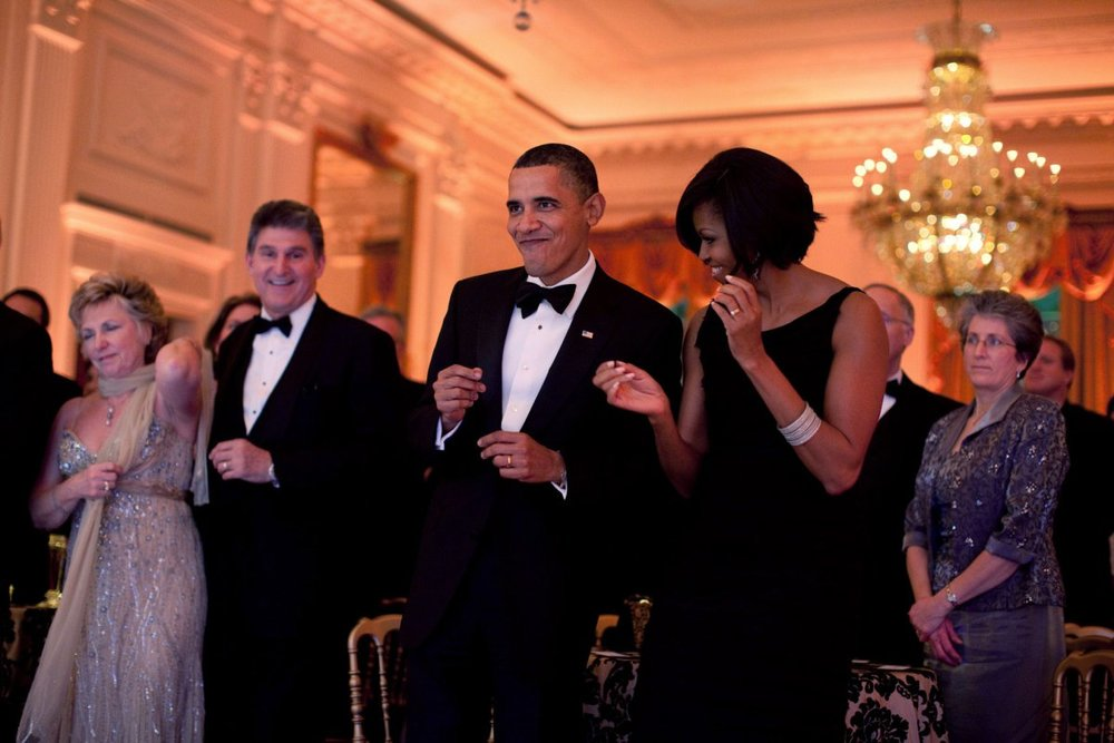Happy Anniversary Obamas