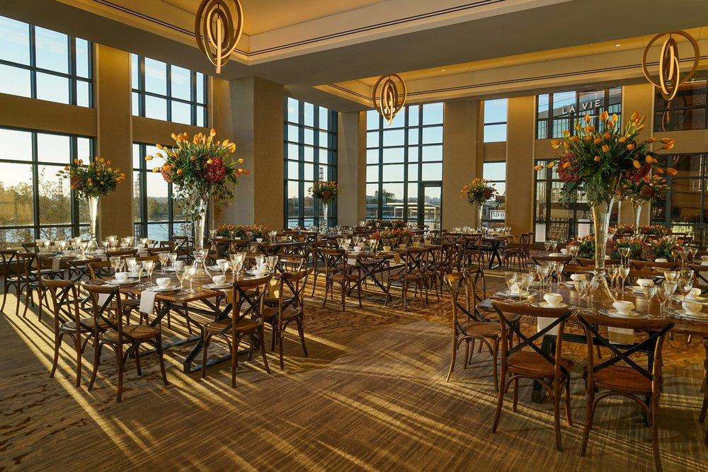 InterContinental Wharf DC -Washington, DC Wedding & Event Venues