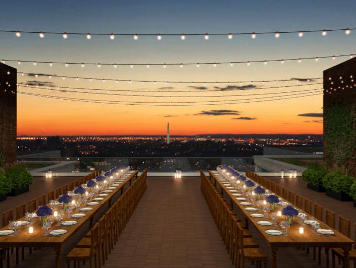 LINE DC Hotel -Washington, DC Wedding & Event Venues