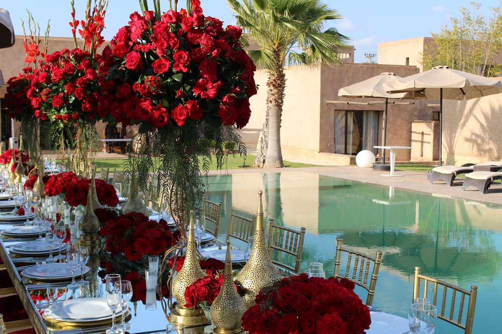 Morocco Birthday Party