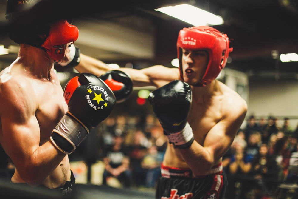 Boxing - Andrew Roby Events