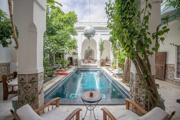 Airbnb - Luxury Riad And Spa Marrakesh