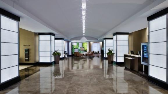 The Westin Annapolis Lobby