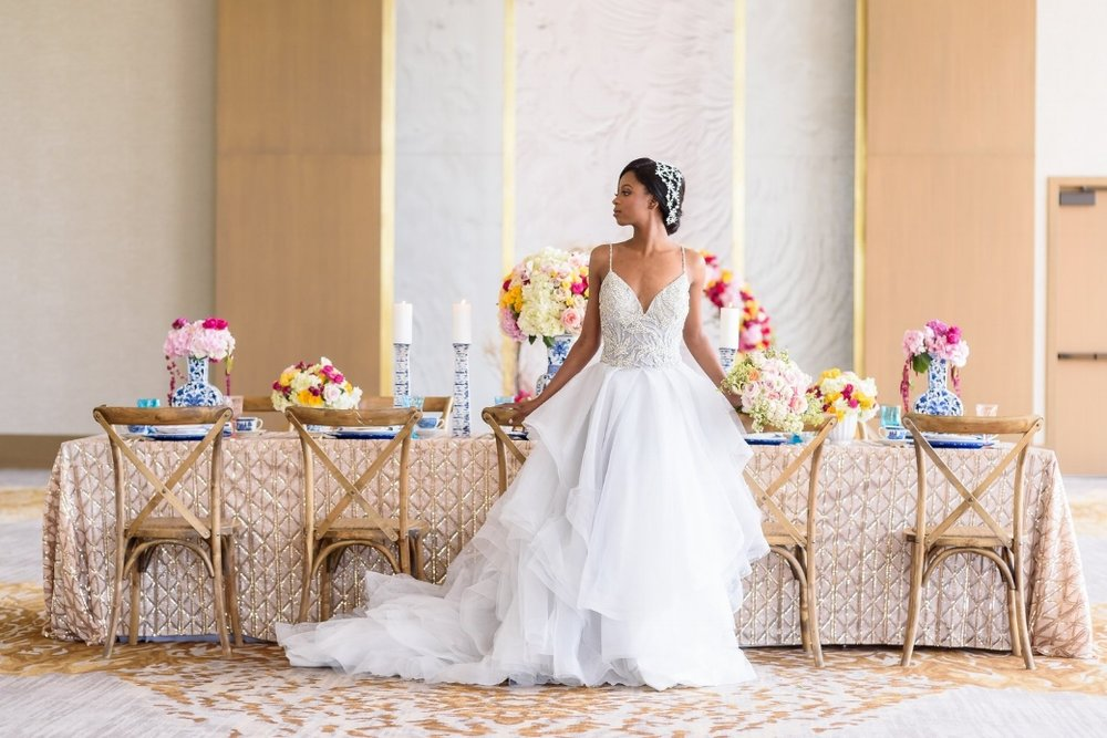 Intercontinental Wharf DC - Andrew Roby Events