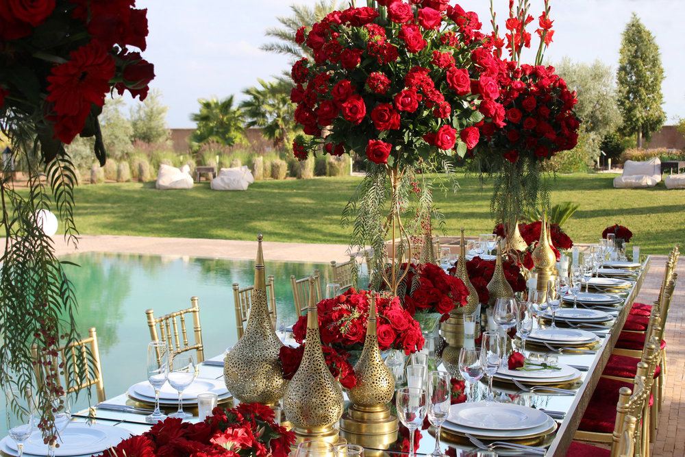 Morrocan Birthday Party - Andrew Roby Events