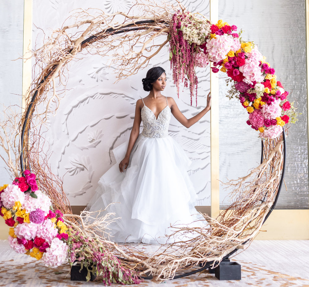 Intercontinetnal Wharf DC Wedding - Andrew Roby Events