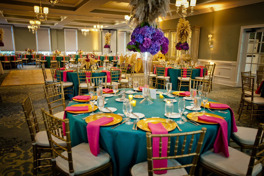 Regency At Dominion Valley Wedding - Andrew Roby Events