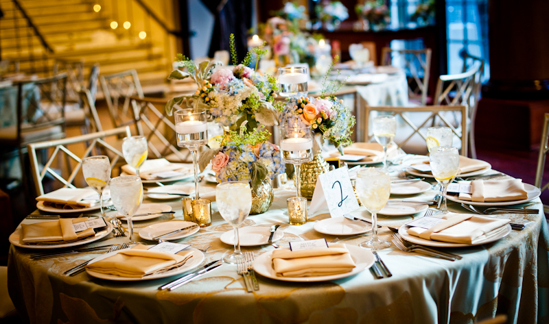 Westin Georgetown Wedding - Andrew Roby Events