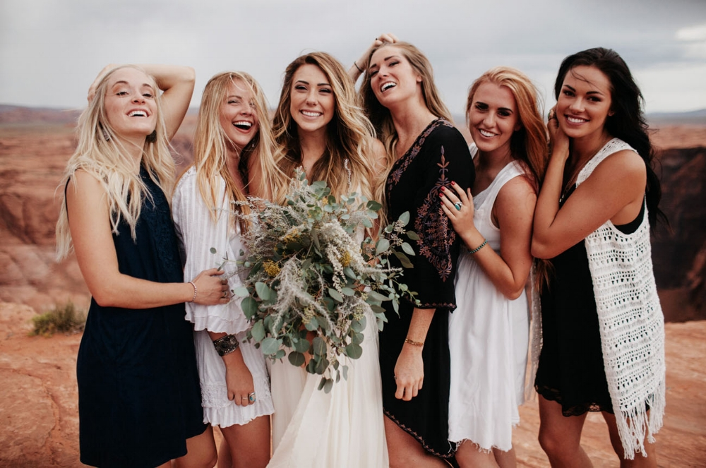 Grand Canyon Destination Wedding