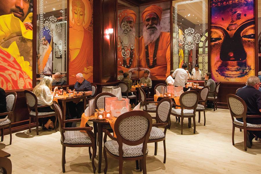 Riu Palace Cabo San Lucas Indian Restaurant