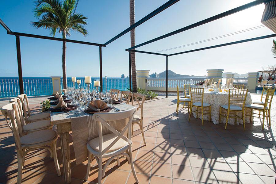 Riu Palace Cabo San Lucas Rooftop Restaurant