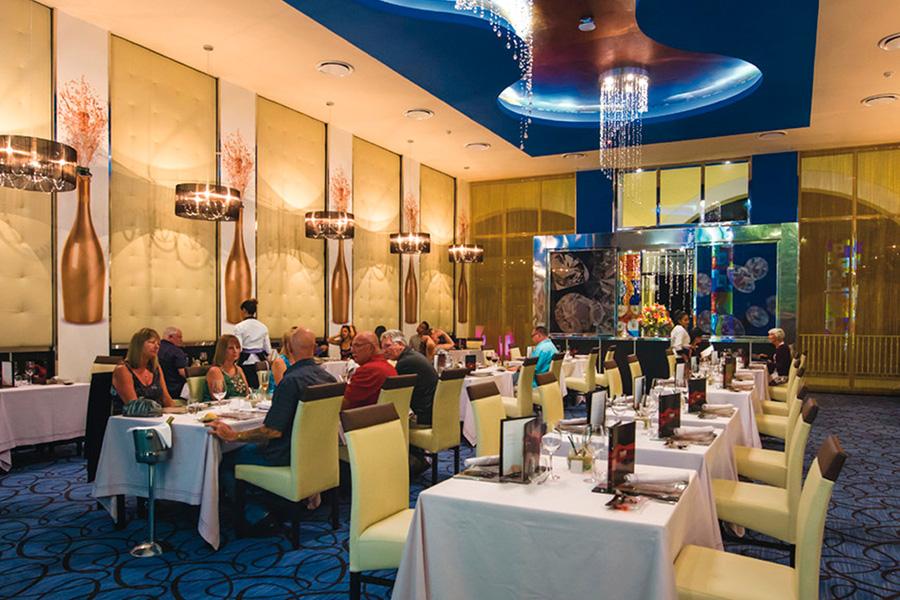 Riu Palace Cabo San Lucas Japanese Restaurant