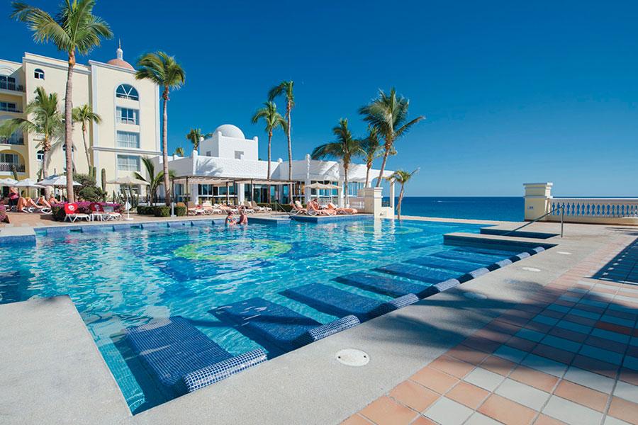 Riu Palace Cabo San Lucas Pools