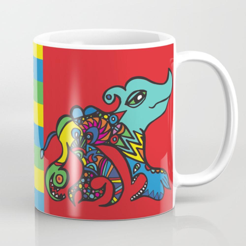 Copy of Copy of Work it Coffee Mug