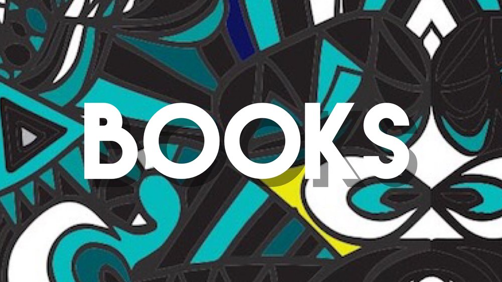 BOOKS - I write books! They go into more detail of my favorite topics from my podcasts and blogs.