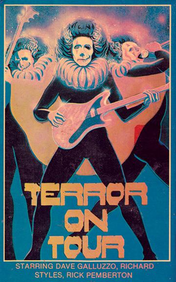 22 - Terror on Tour