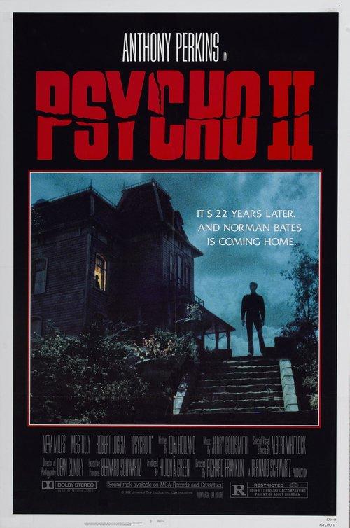 17 - Psycho II