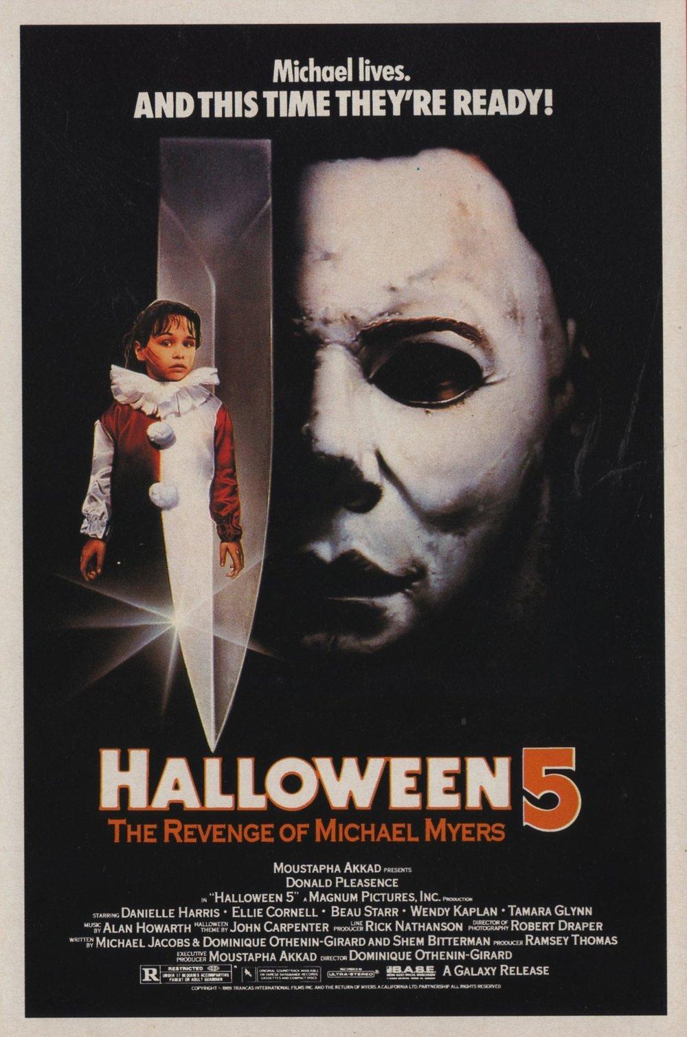16 - Halloween 5