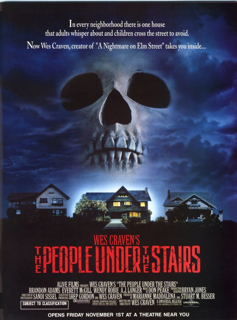 9 - The People Under the Stairs