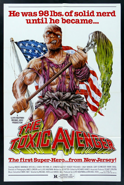 30 - The Toxic Avenger
